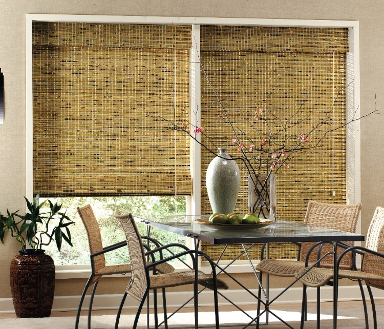 Bamboo blinds page