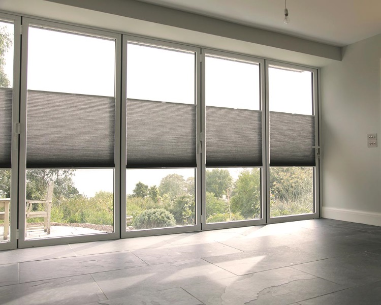 Cellular shade blinds executive blind manufactures south africa for Exterior window shutters south africa