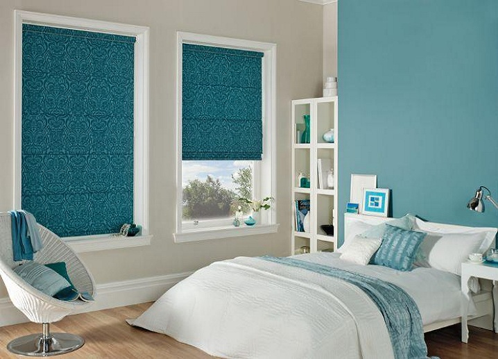 Roman Blinds Gallery one