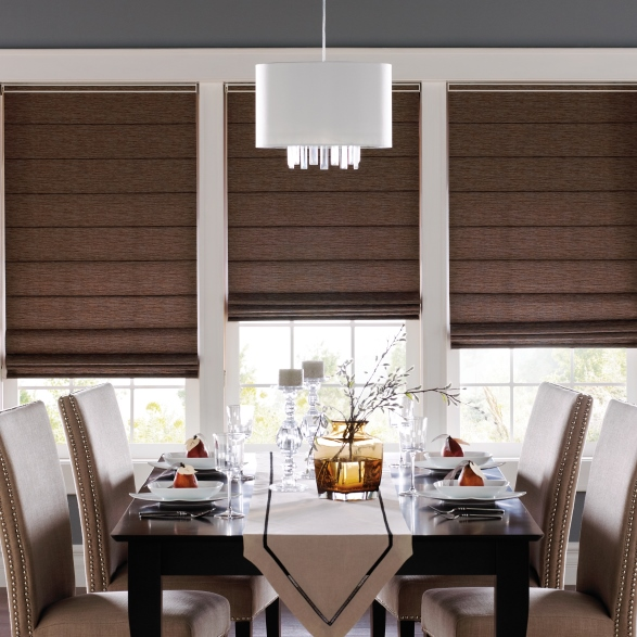 Roman Blinds - The Interior Design Trend for 2018