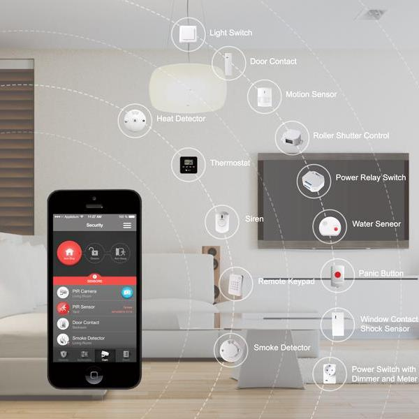 How a Home Automation System can Increase Your Security