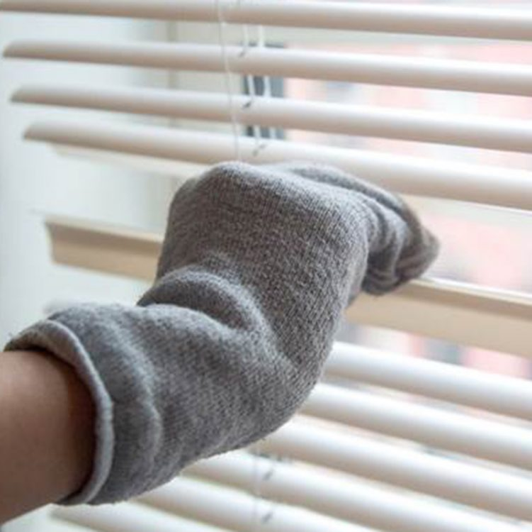 2 EASY STEPS TO KEEP YOUR NON-FABRIC BLINDS CLEAN